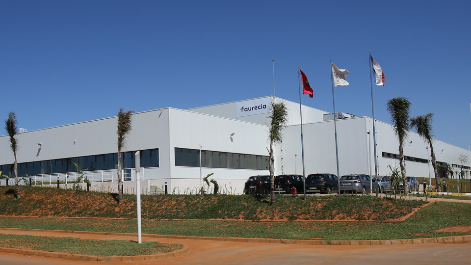 Faurecia Automotive Factory